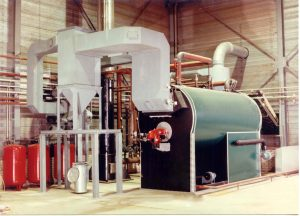 Бойлер за гореща вода, произведен от Кара